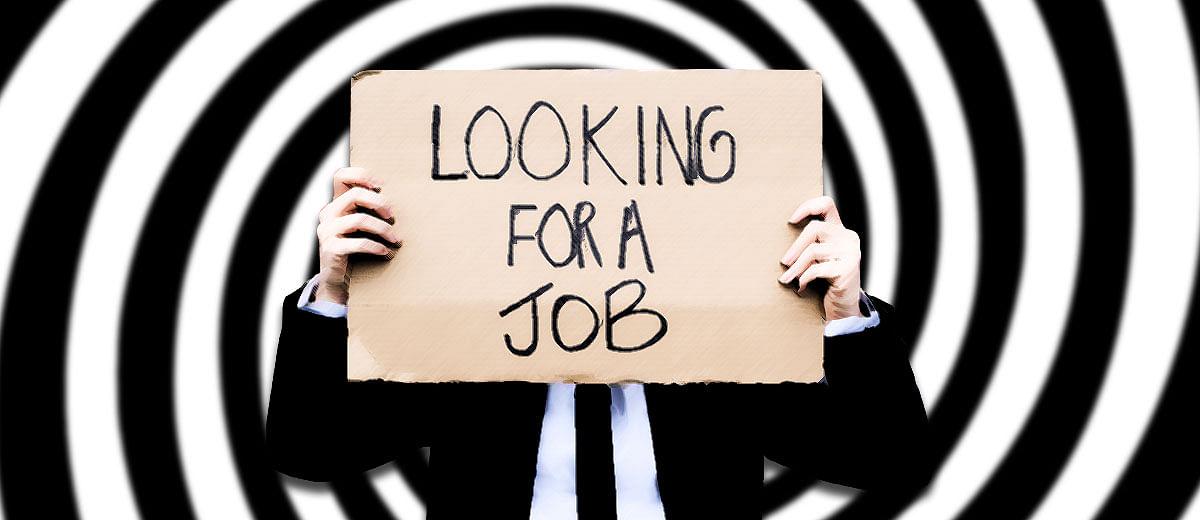 सरकार के पास नौकरियां नहीं, बैंकों में पैसे नहीं