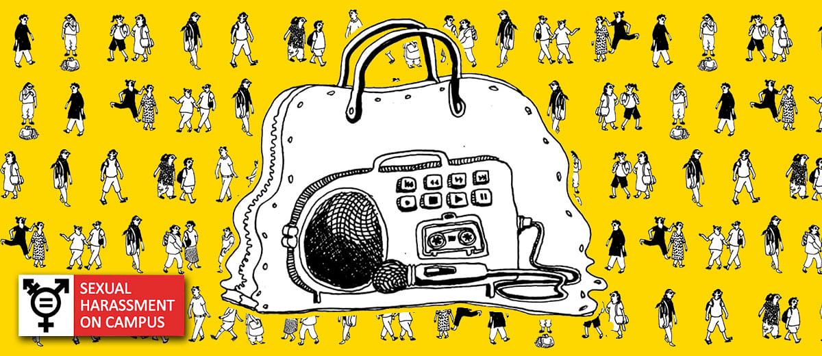 Radio In A Purse: The Indian #MeToo moment