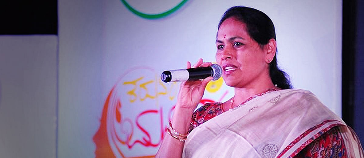 'We can't separate Reddy and Sriramulu,' says Udupi MP Shobha Karandlaje