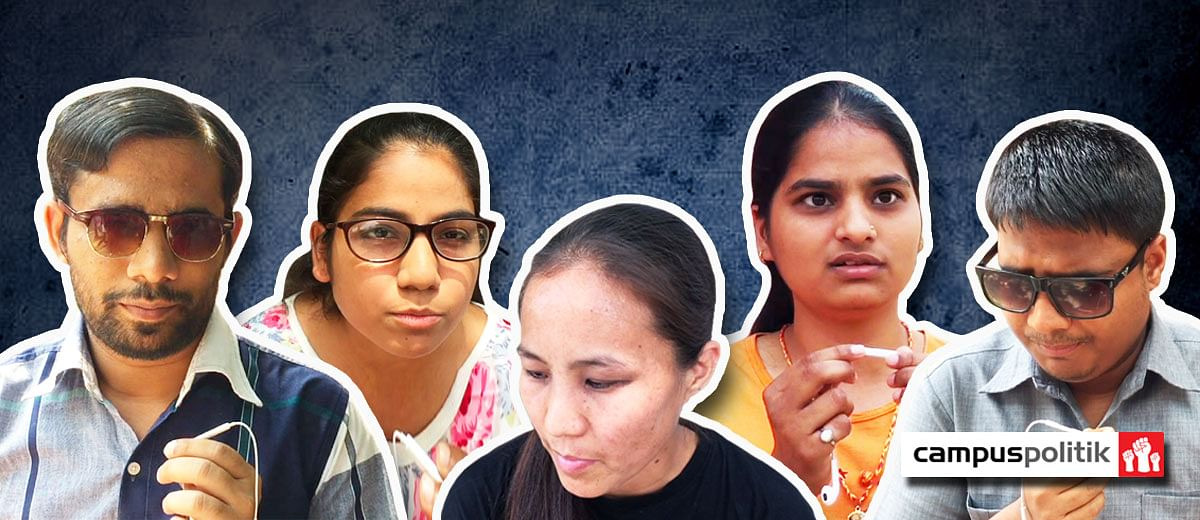 Equal Opportunities Cell: A blurred reality for differently-abled students