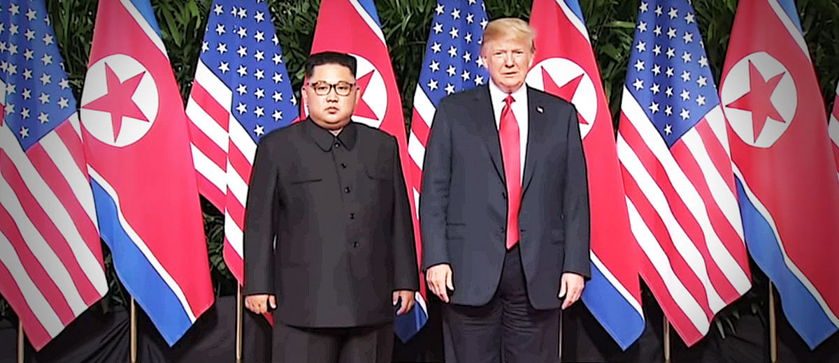 Memo to Trump: Better ties between North and South Korea should come first – then get rid of nukes