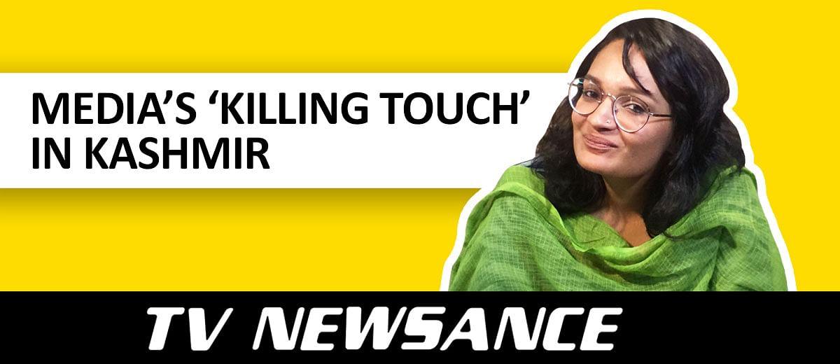 TV Newsance Episode 22: Zee News wants 'killing touch' in Kashmir