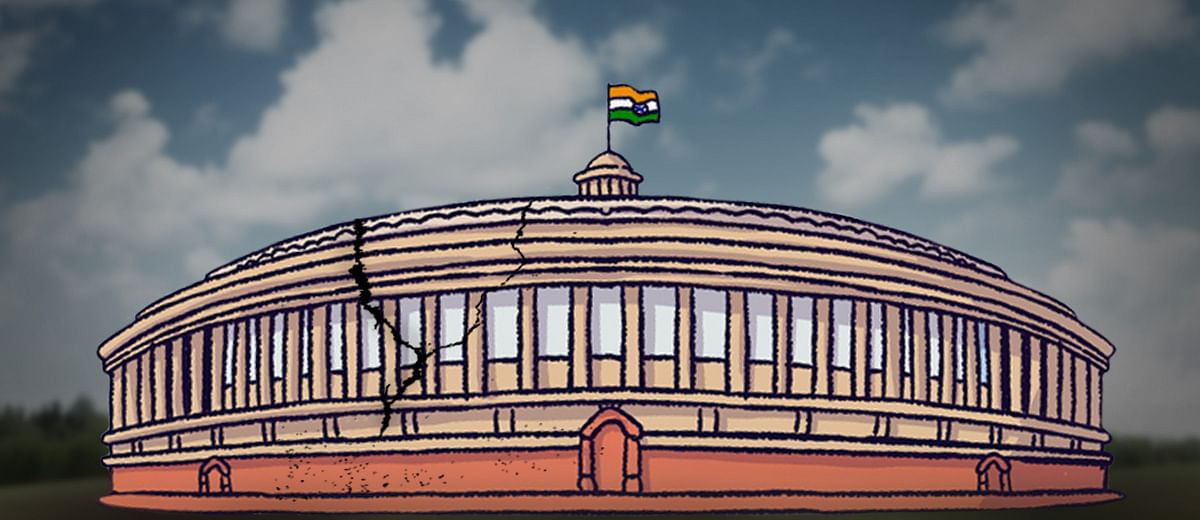 Does the Modi government have the legitimacy to run the government anymore?