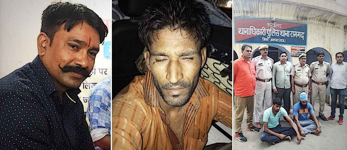 #AlwarLynching: In Gau Raksha land, police works along with the accused