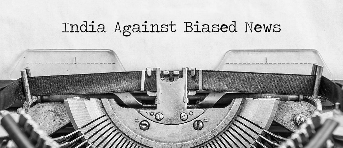 How 'India Against Biased Media' wants to teach journalists a lesson