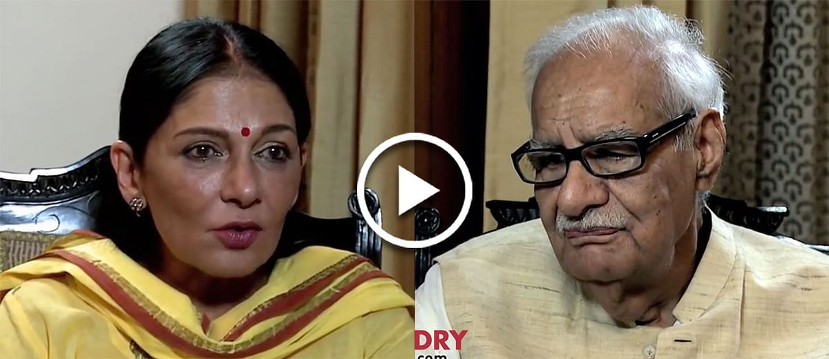 Can You Take It Kuldip Nayar?