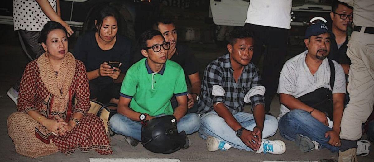 Journalist arrested in Manipur for Facebook posts, media fraternity slams arbitrary arrest