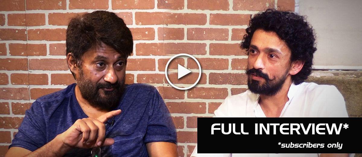 NL Interviews: Abhinandan Sekhri in conversation with Vivek Agnihotri