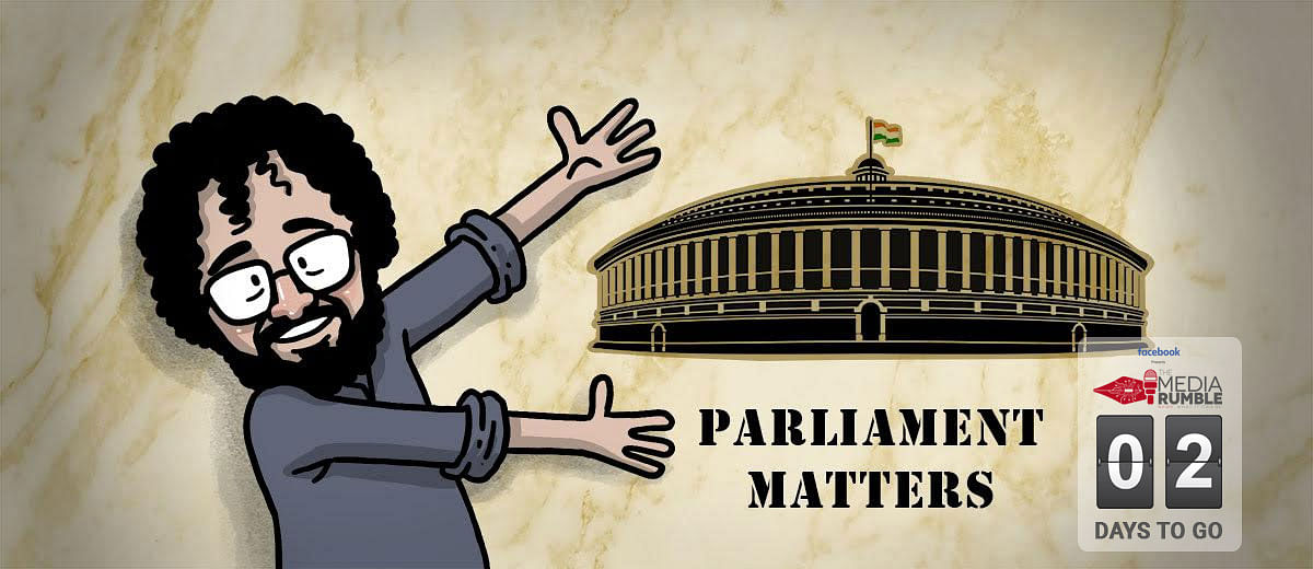 Reporting on Parliament: Why we need constant vigilance