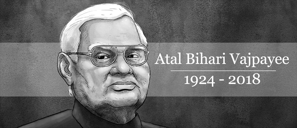 #AtalBihariVajpayee: Man of the Middle Ground