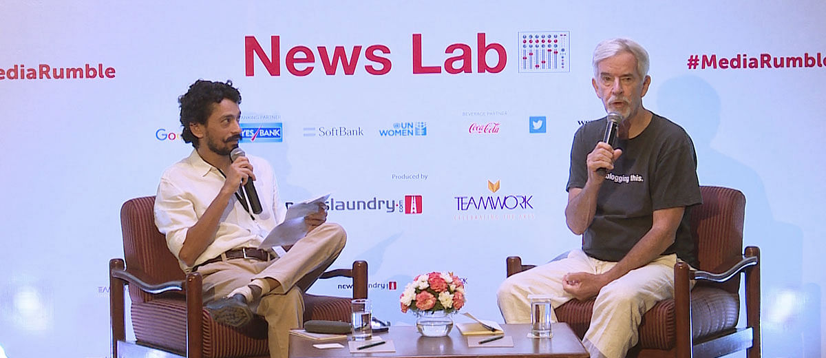 #MediaRumble: Creating The Podcast