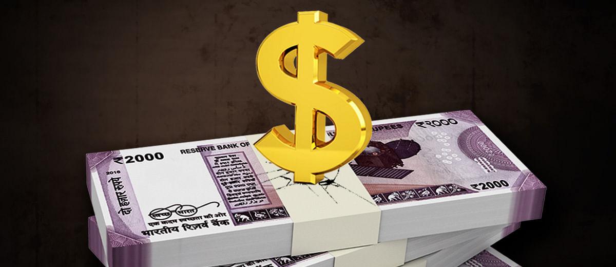 डॉलर अंडरवियर नहीं अमेरिकी डॉलर महंगा हुआ है