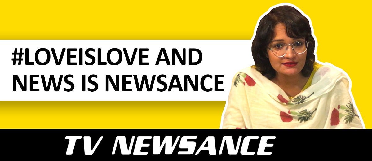 TV Newsance Episode 28: Republic and Times Now's circus on #Section377