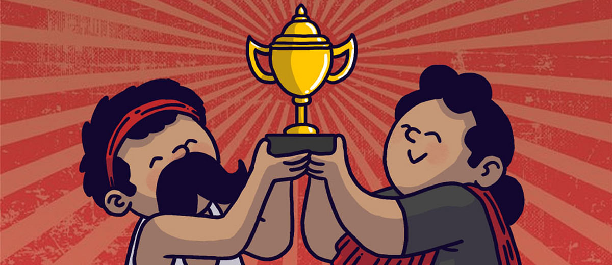 Newslaundry's Campus Politik series wins Laadli Media Award