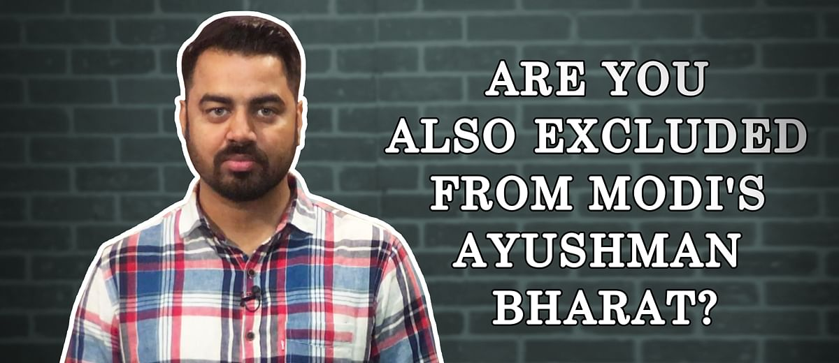 NL Cheatsheet: Are you excluded from Modi's Ayushman Bharat?