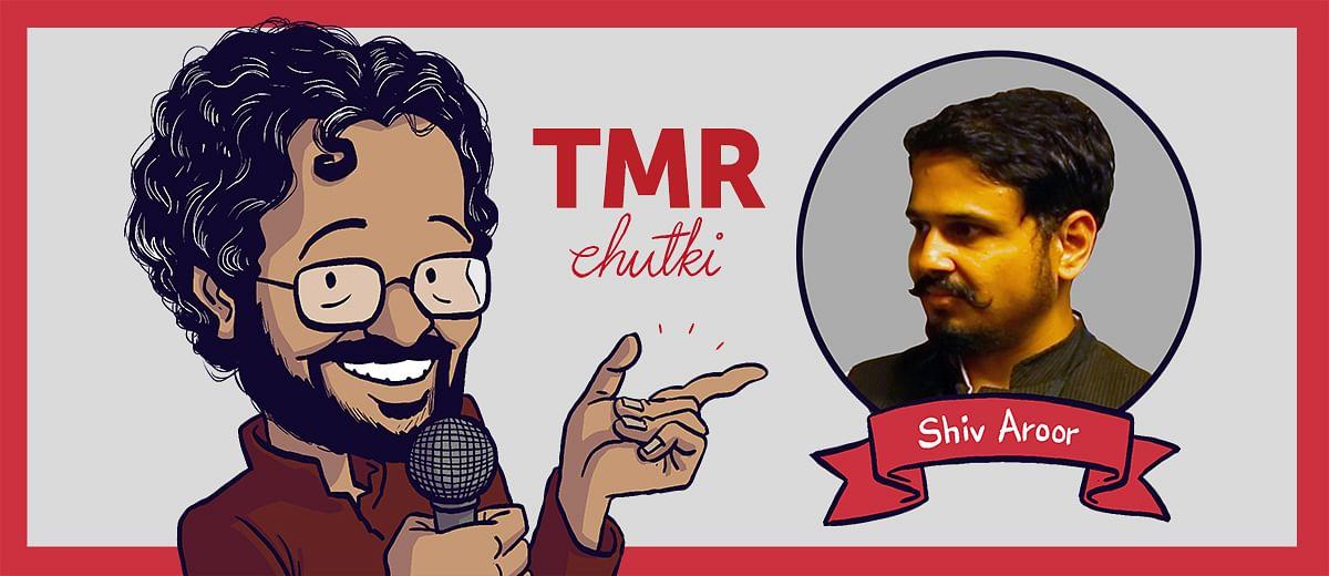 TMR Chutki: Shiv Aroor on star anchors, patriotism & dolphins