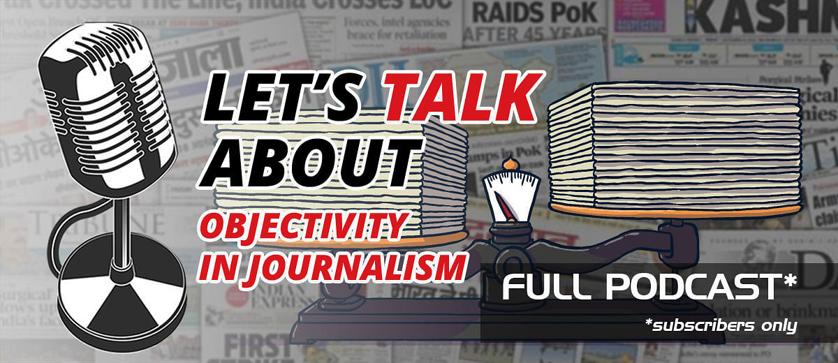 Let's Talk About: Objectivity in Journalism
