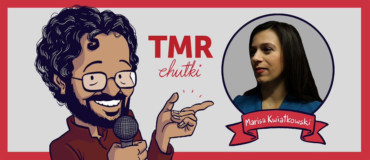TMR Chutki: Marisa Kwiatkowski on why investigative journalism matters