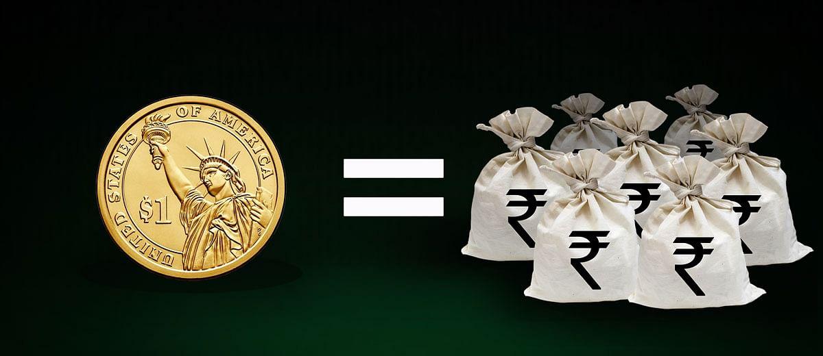 प्रधानमंत्री का इवेंट-इवेंट और एक डॉलर में 73.37 रुपया