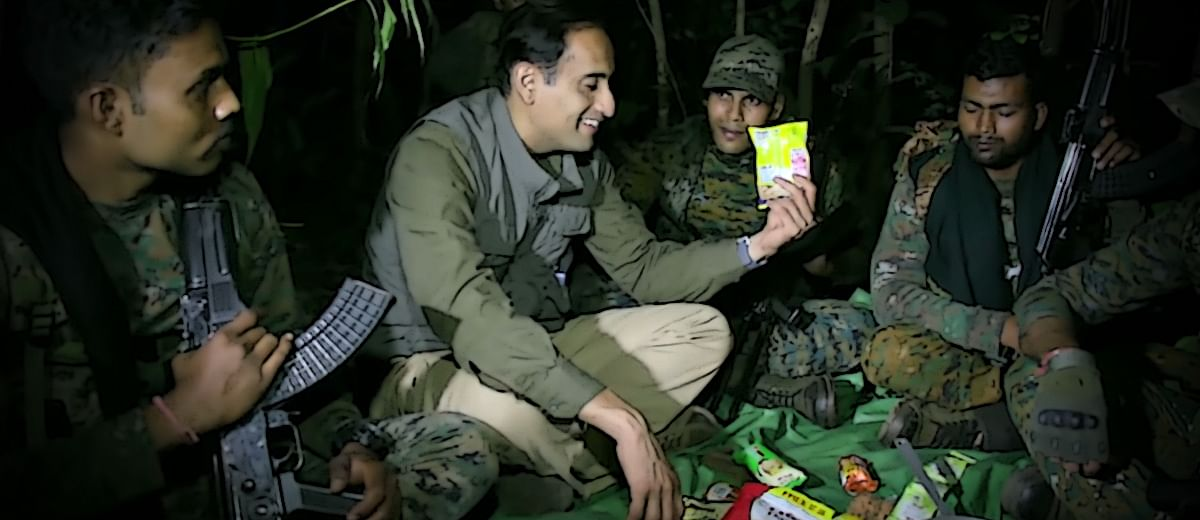 Rahul Kanwal's report is an insult to journalism and jawans