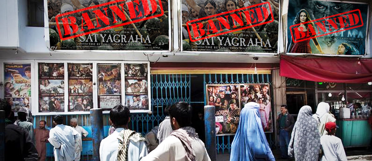 Pakistan bans Indian movies, but Pakistanis find a way around it