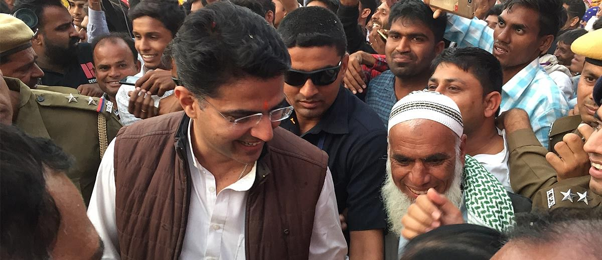 'Nothing hypothetical about it —we are winning Rajasthan Polls': Sachin Pilot