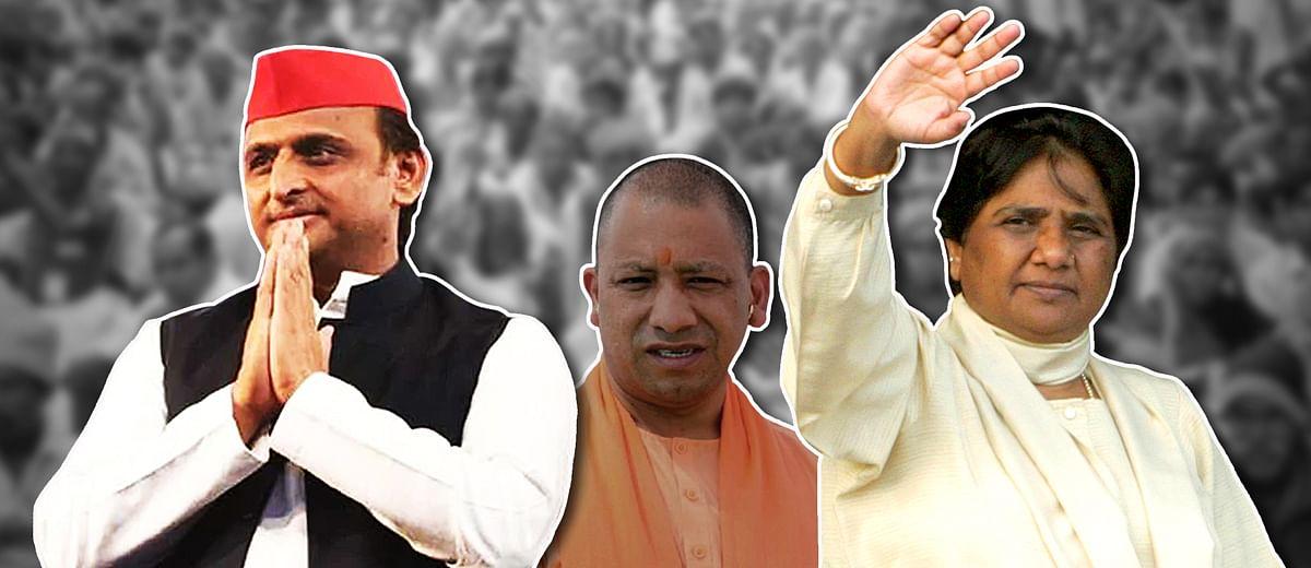 Takeaway from the Hindi heartland: Akhilesh and Mayawati can outwit Yogi in 2019
