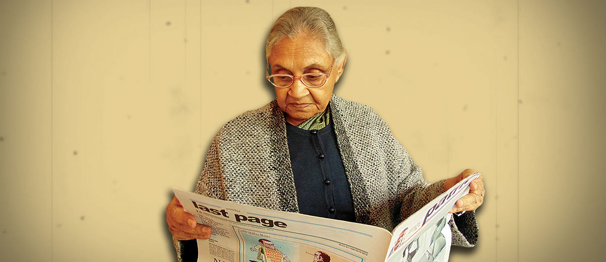 Sheila Dikshit: 'I don't see a woman as PM soon'