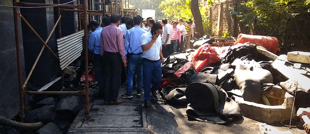 मुंबई अस्पताल की आग और 10 लोगों की मौत, दोनों टल सकती थी