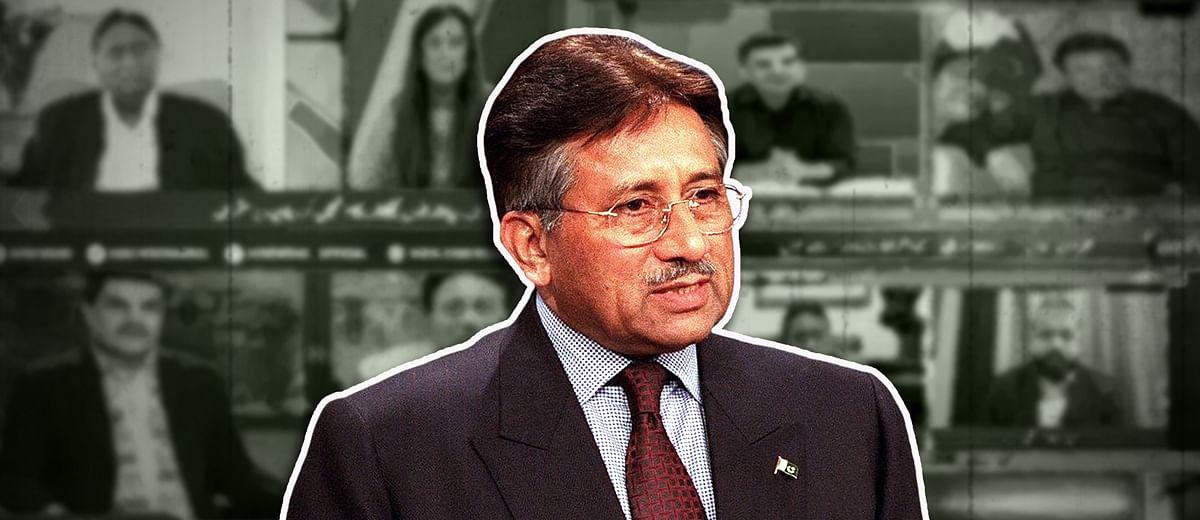 Pakistan's private TV news revolution under General Musharraf