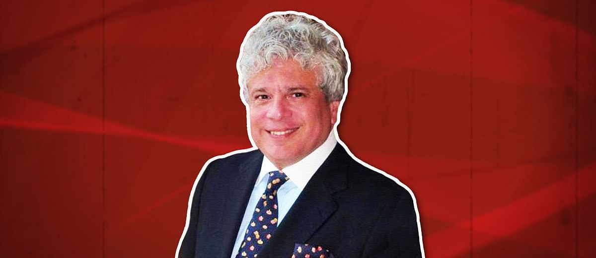The irony of Suhel Seth's marriage