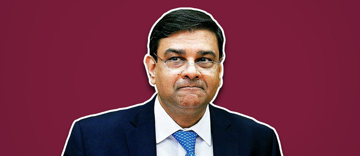 And now, for the million dollar question. Who'll replace #UrjitPatel?