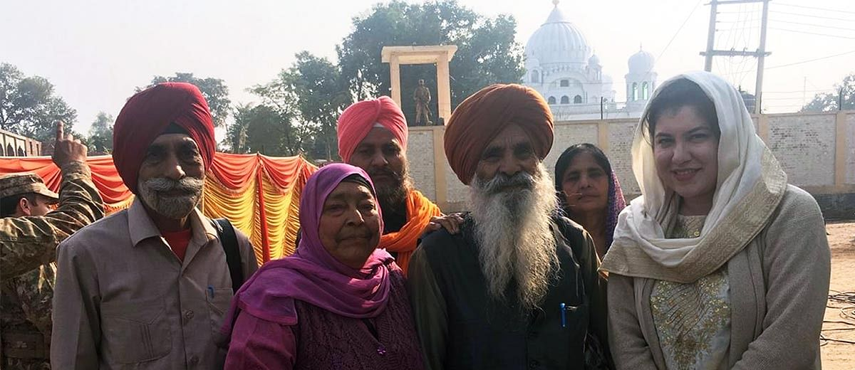 Kartarpur is symbolic of our collective past