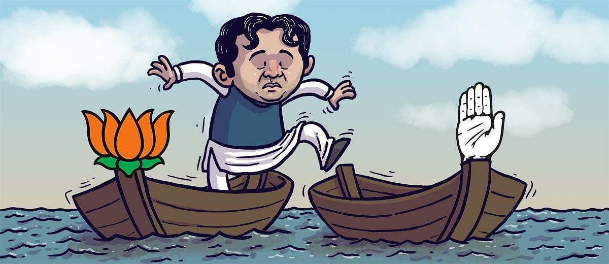 वरुण गांधी के कांग्रेस-गमन की कहानी में तथ्य कम, गल्प ज्यादा है