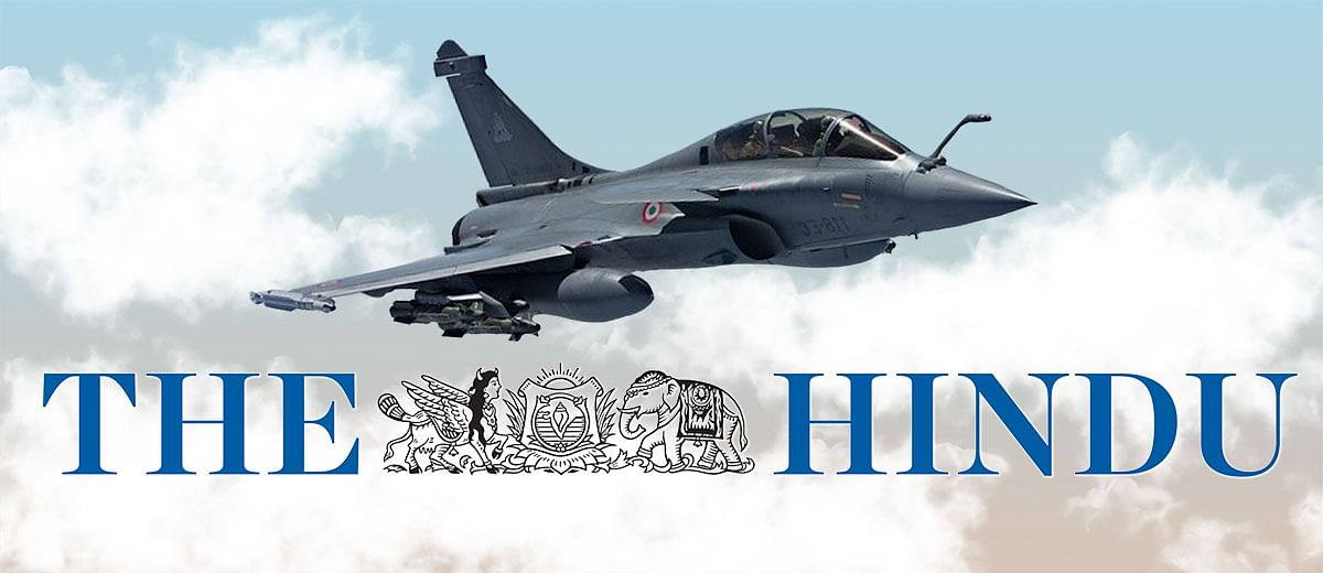 Five claims in The Hindu's Rafale report that don't quite add up