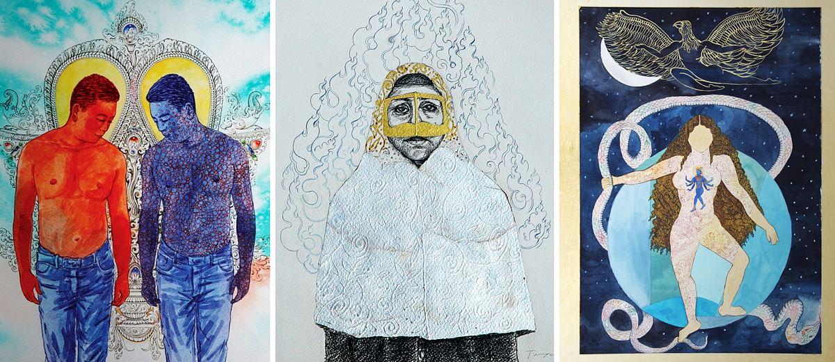 Transcending boundaries through art