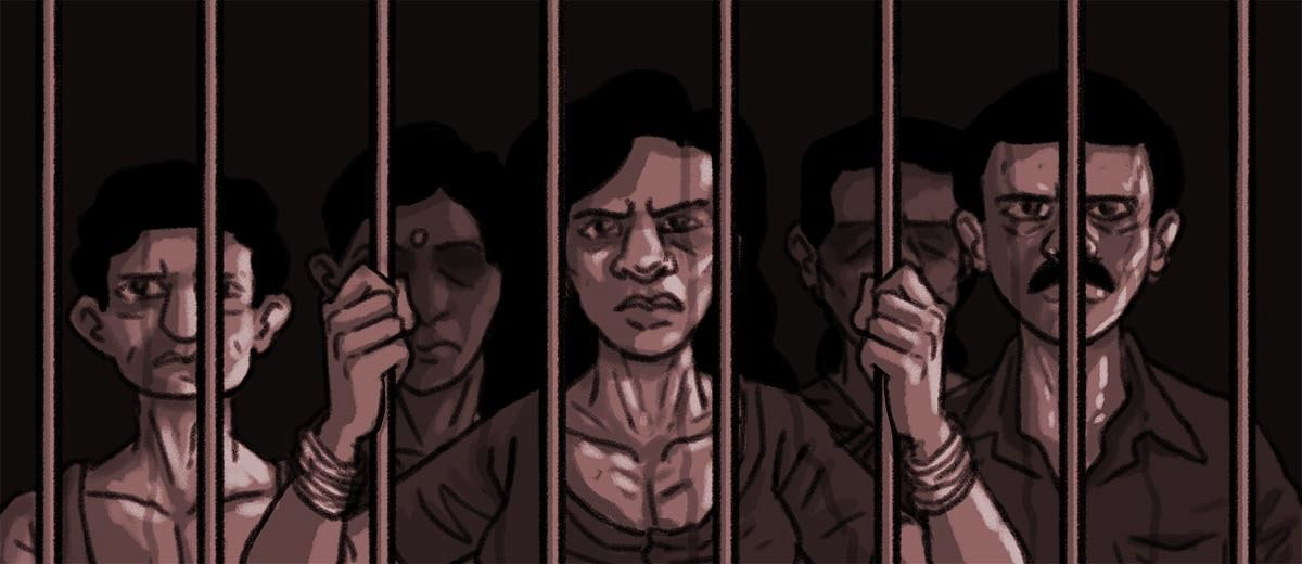 Rape, illegal detention, extortion—welcome to Korseguda in Bastar