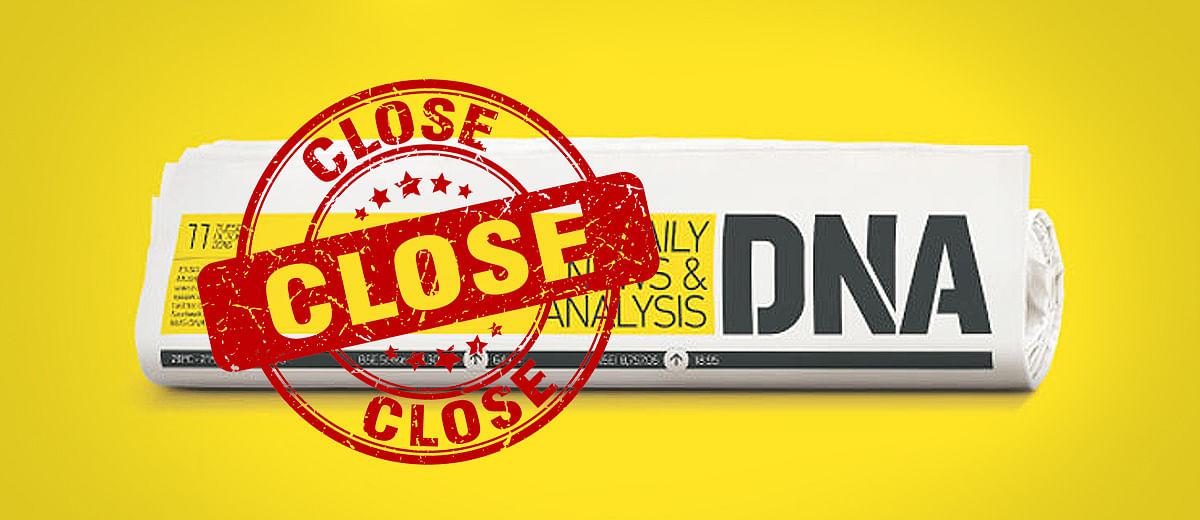 DNA's Delhi edition shuts down