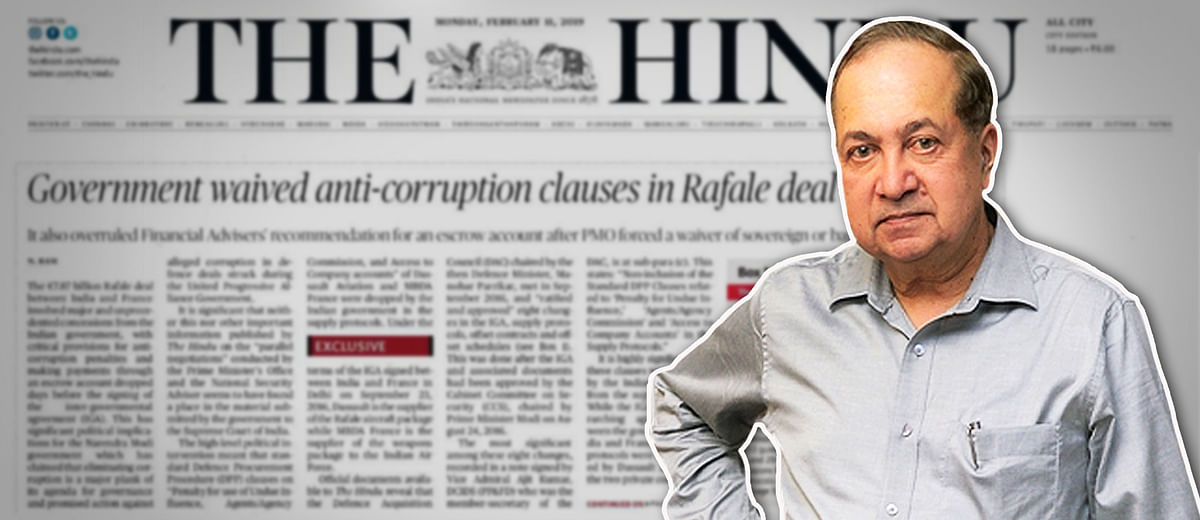 क्यों सरकार ने रफेल डील से भ्रष्टाचार पर कार्रवाई संबंधी धाराएं हटाई?