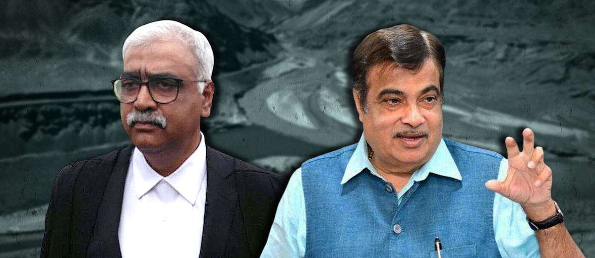 Gadkari's water threat to Pakistan is 'meaningless and empty'