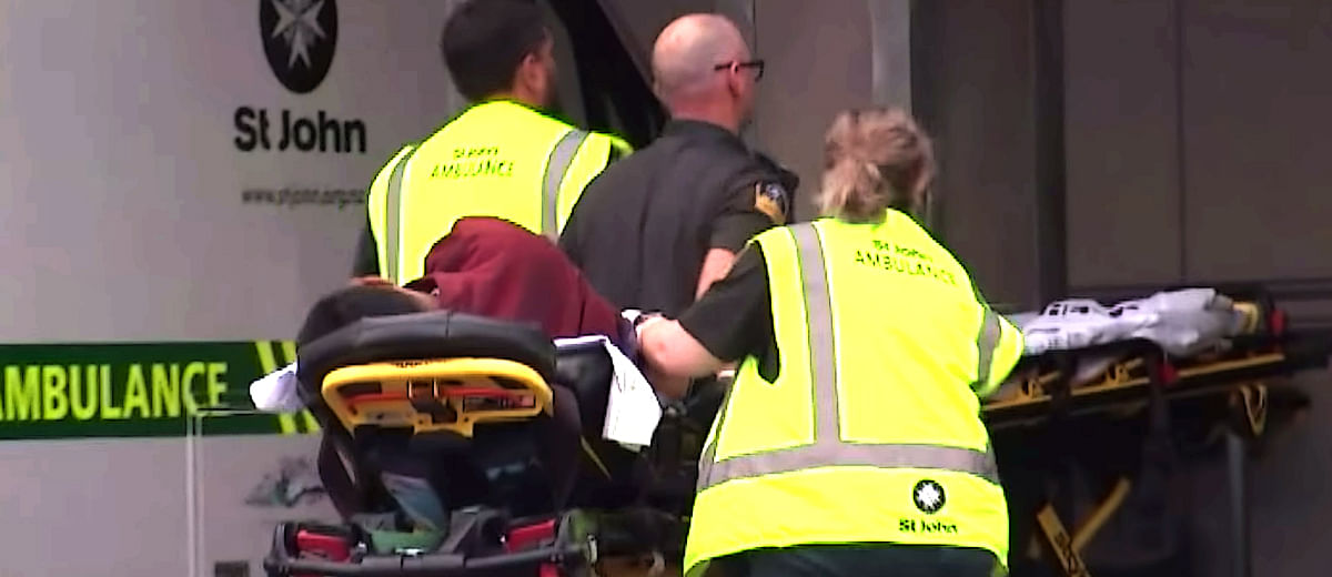 Why news outlets should think twice about republishing the New Zealand mosque shooter's livestream