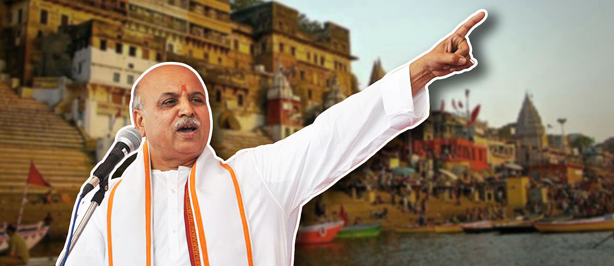 Pravin Togadia's electoral venture is 'nuisance value' for Modi and the BJP