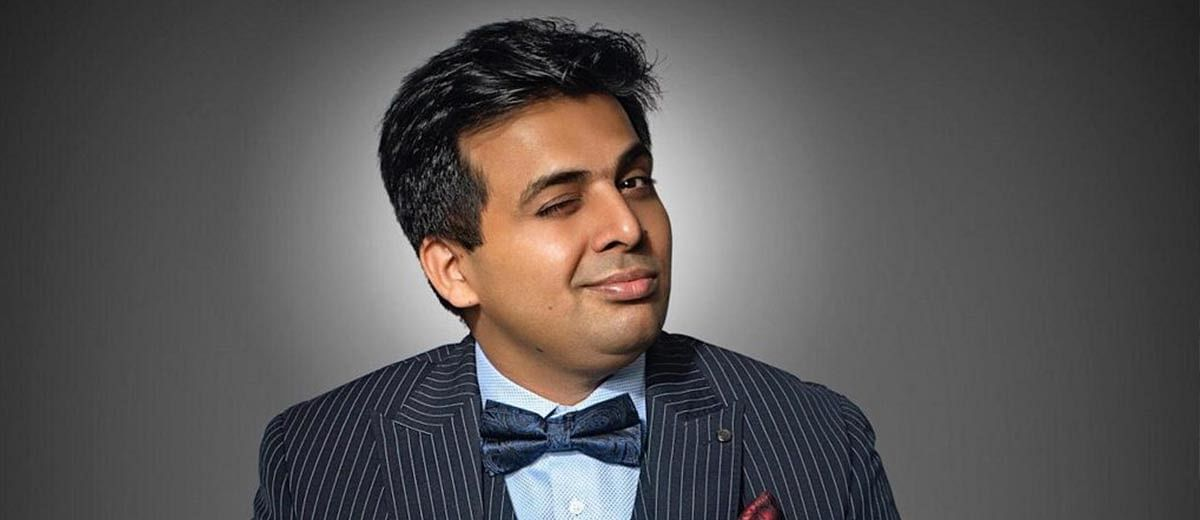 Amit Tandon about being wedded to comedy