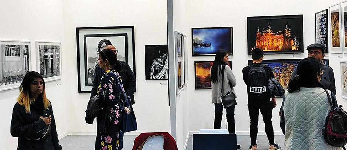 Artists hoping to show their work in Delhi face a space crunch