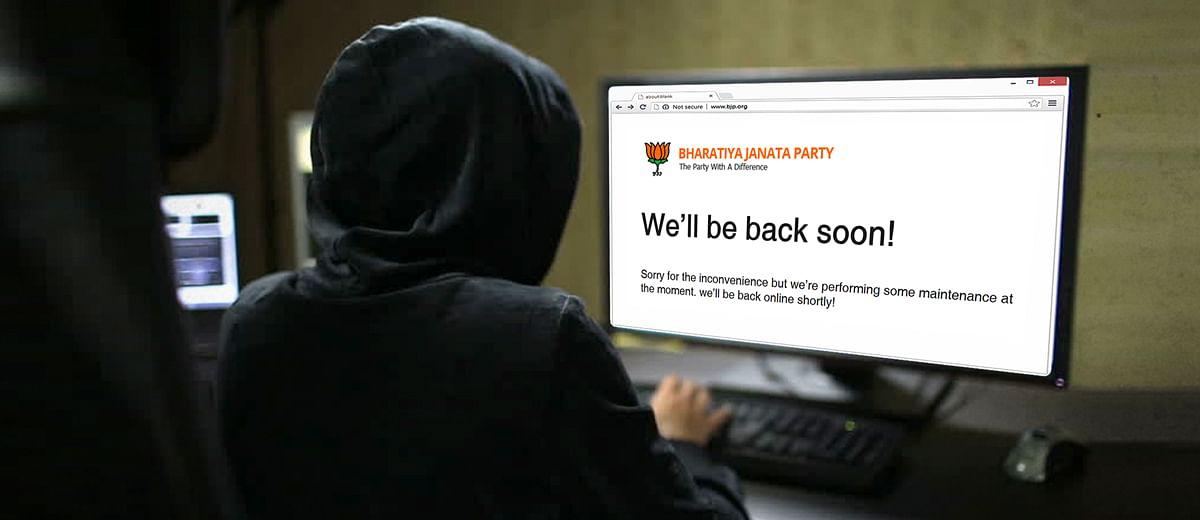 Cyber warfare ahead of India's biggest election battle