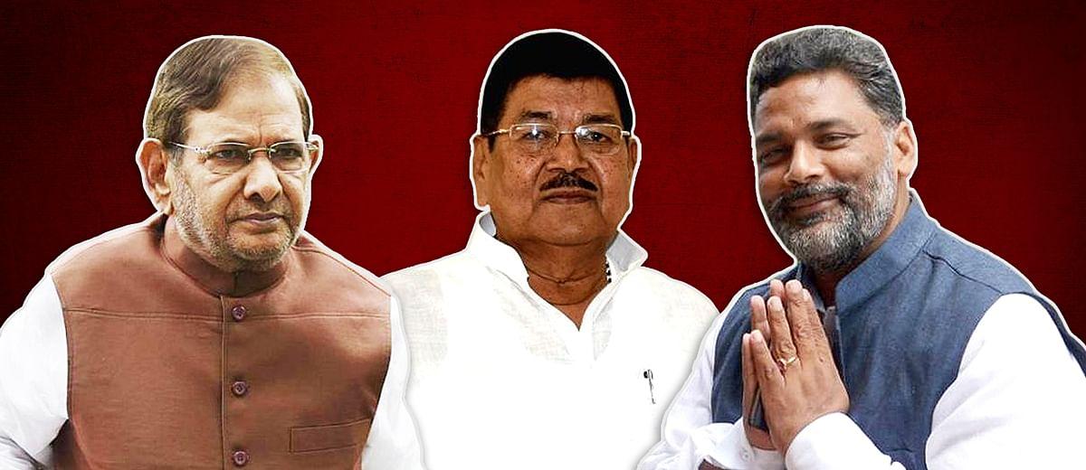 #Phase3 in Bihar: It's the battle of the Yadavs in Madhepura