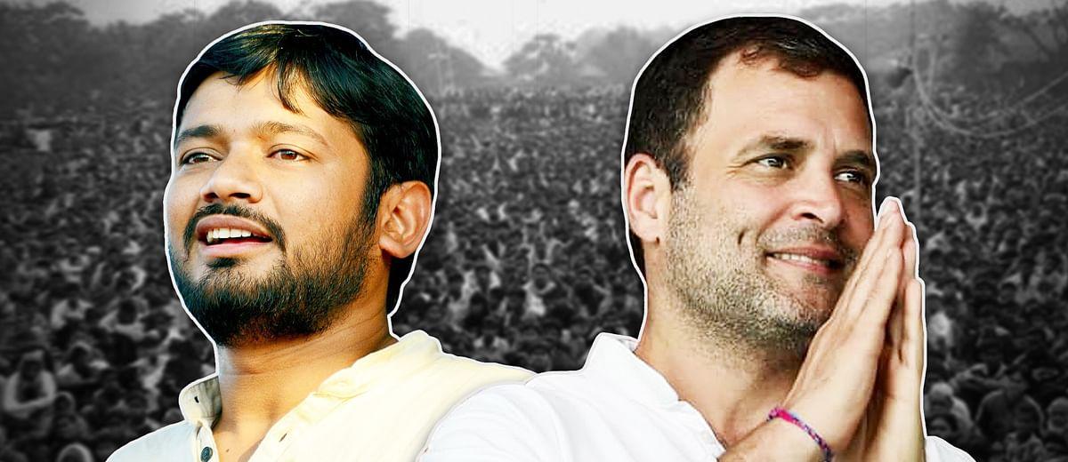वाम बुद्धिजीवियों की नज़र में कन्हैया और राहुल