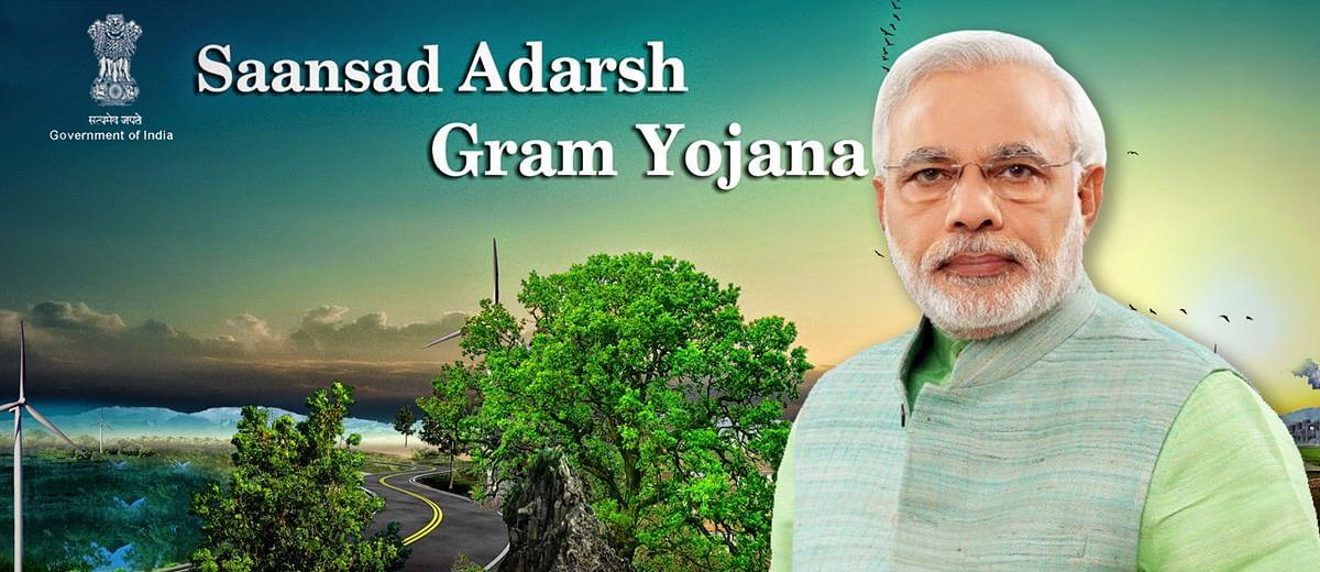 Whatever happened to the Sansad Adarsh Gram Yojana?