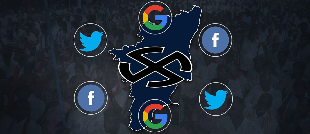 DMK claims to have a monopoly on digital space in social media—but is it enough?