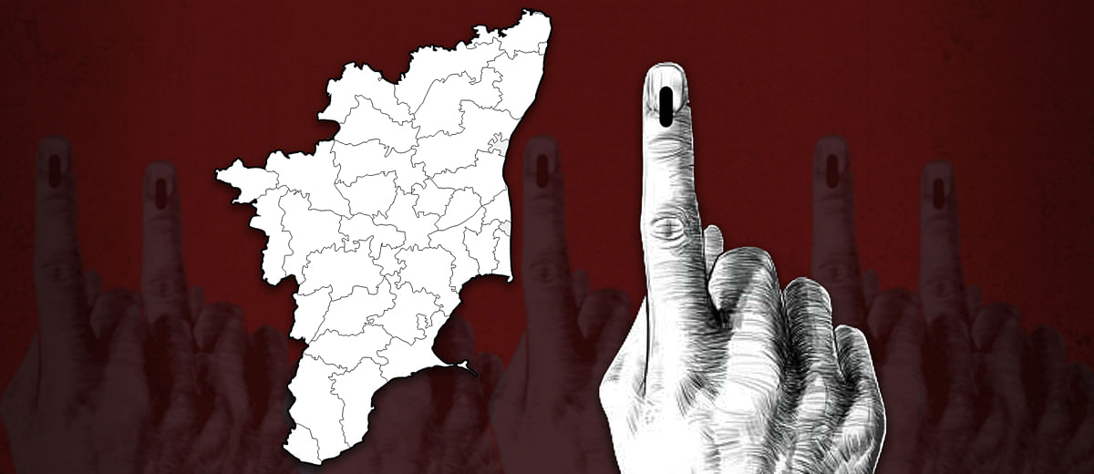 From missing names to EC complaints, how #Elections2019 unfolded in Tamil Nadu